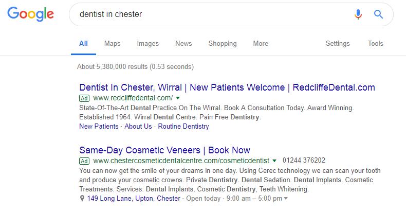 cheshire ppc experts